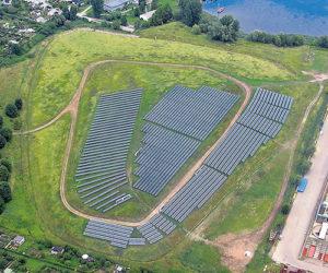 Photovoltaikanlage MTW-Werft in Wismar